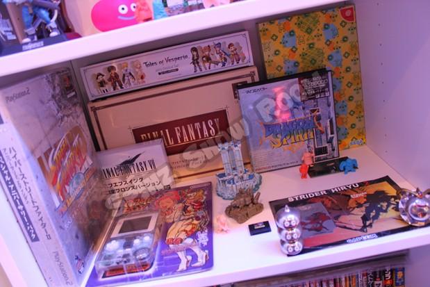 Famitsu Gameboy Pocket, Strider Promotional Cards, De la Jet Set Radio