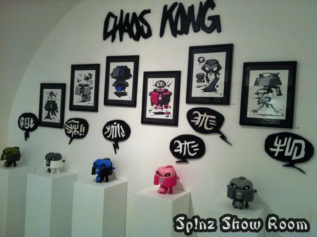 Chaos King Bunka