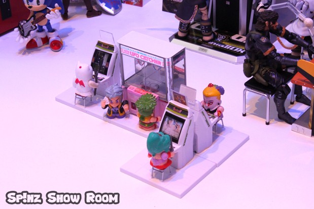 Sega Boku no Game Center Diorama