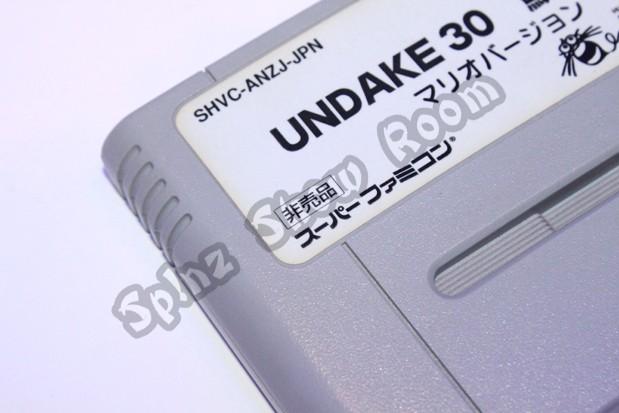 UNDAKE 30 Same Game Daisakusen Mario Version 03